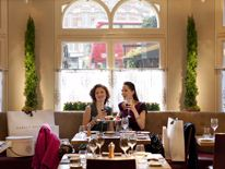 Mandarin Oriental London offer Louboutin