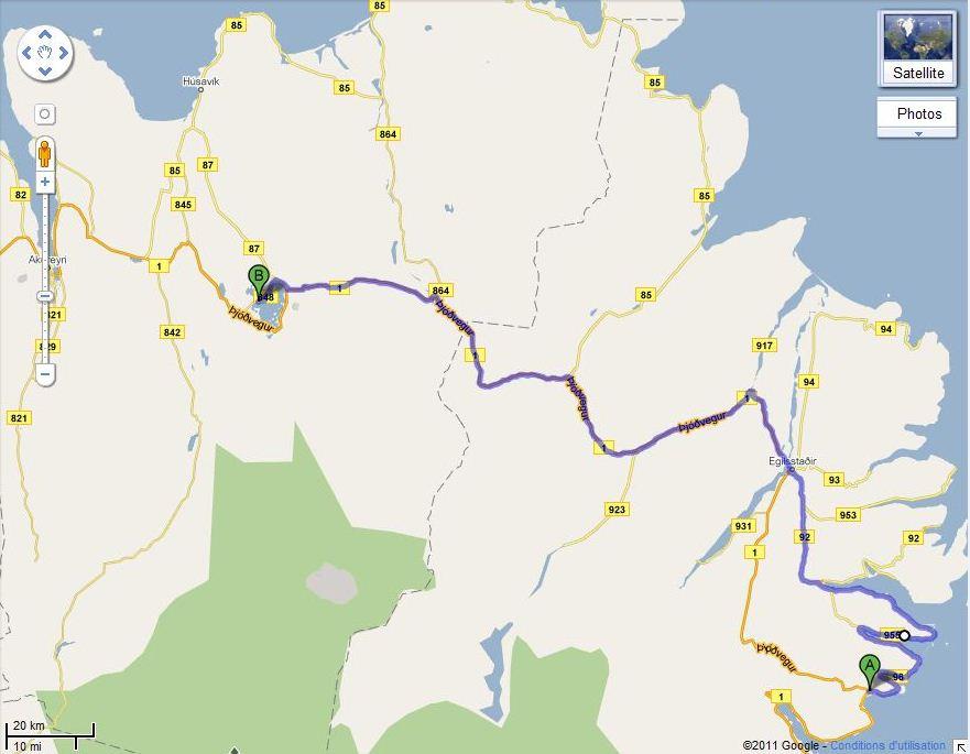 Itinéraire 03