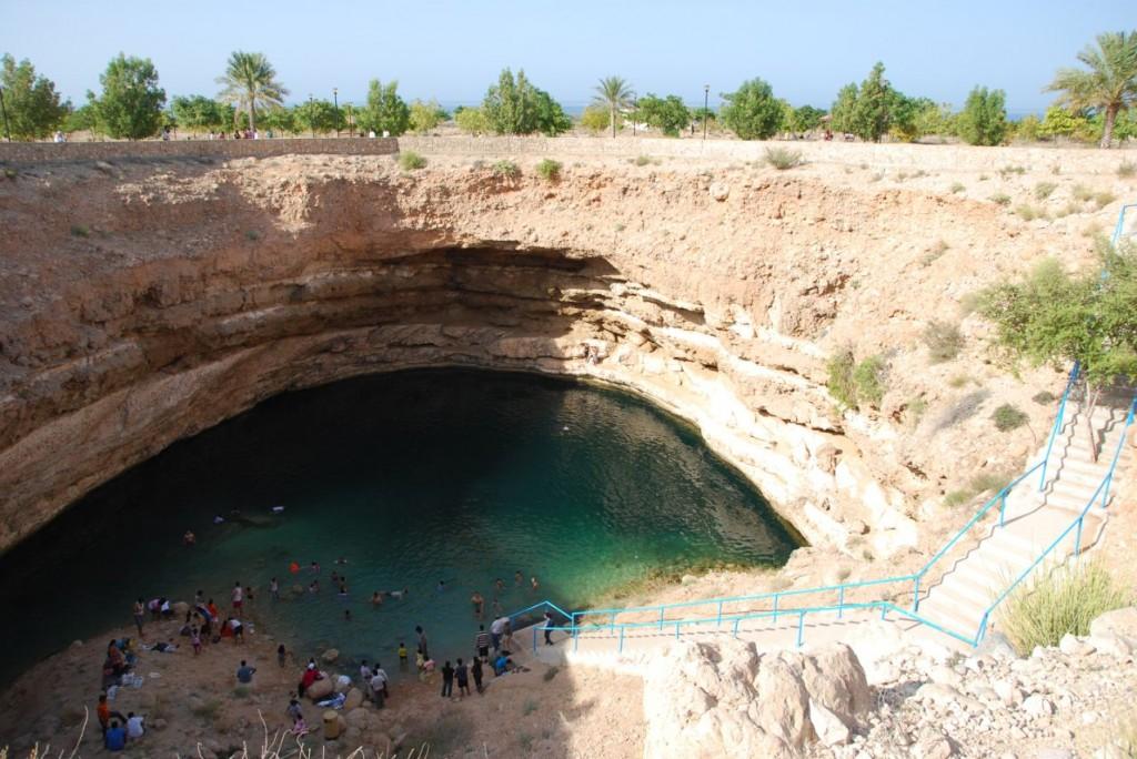 Rencontre à Oman