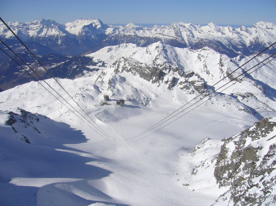 mes stations de ski pr u00e9f u00e9r u00e9es  u2013 verbier  suisse  u2013 valais