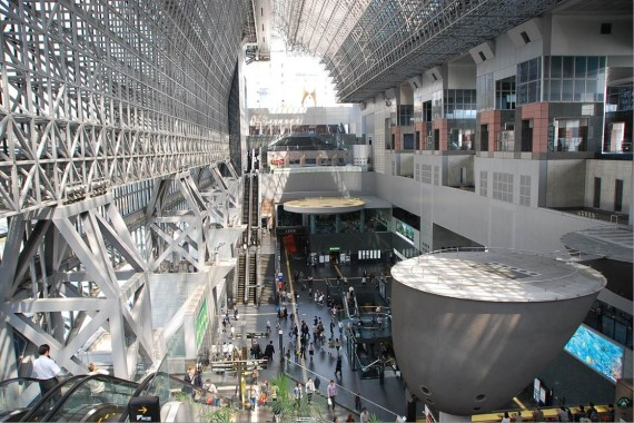 Kyoto central station (3)