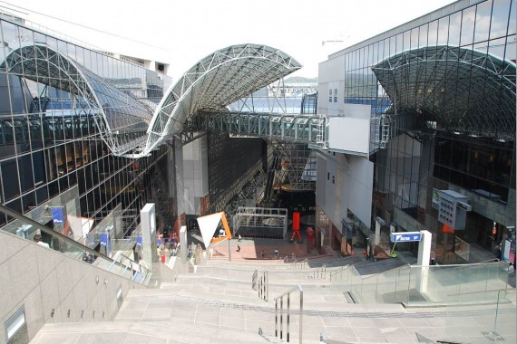 Kyoto central station (5)