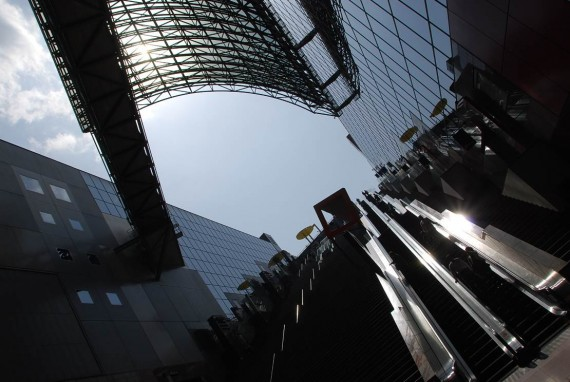 Kyoto central station (7)