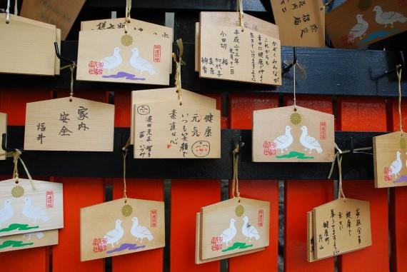 Lanternes à Kyoto (5)