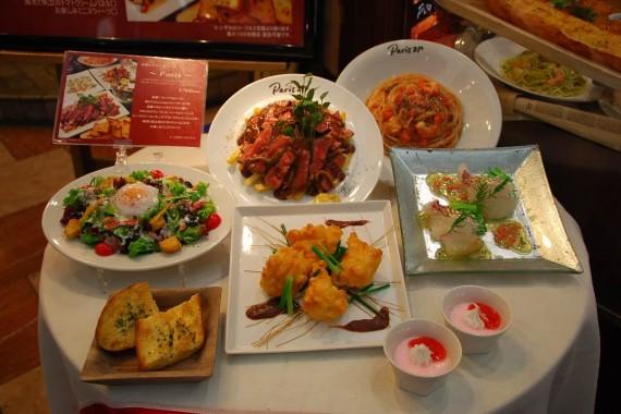 Nourriture en plastique au Japon (13)