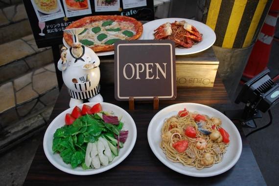 Nourriture en plastique au Japon (15)
