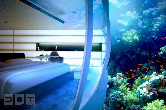 Underwater hotel 01