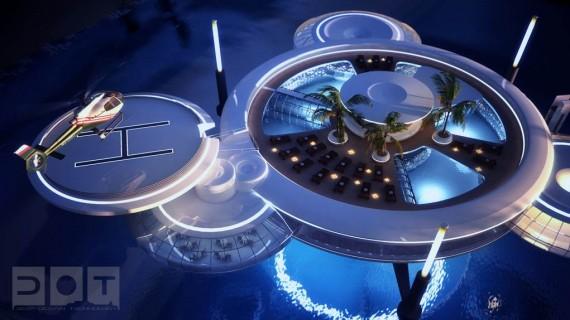 Underwater hotel 04