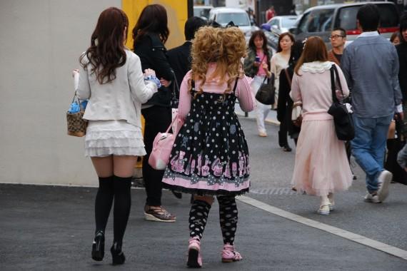Habits extravagants japonais (13)