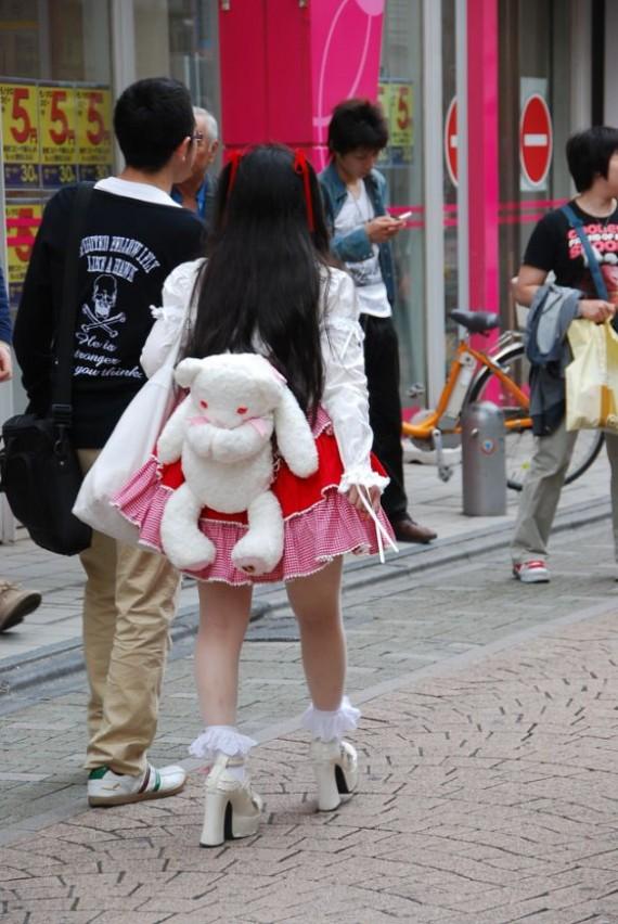 Habits extravagants japonais (5)