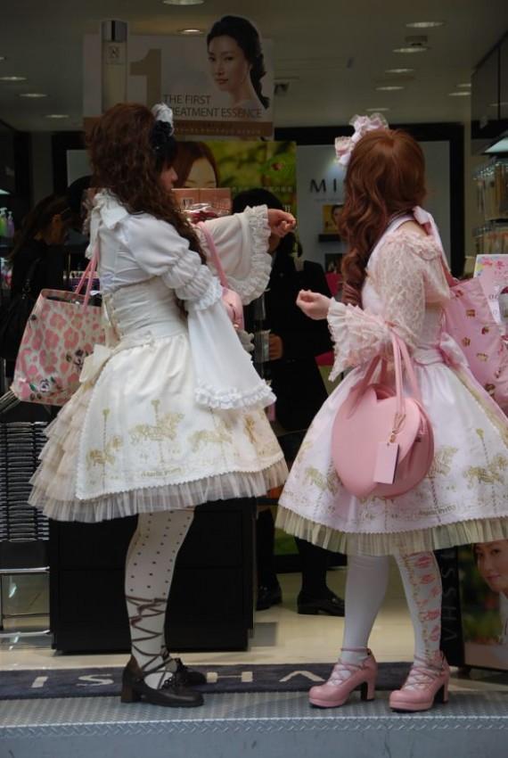 Habits extravagants japonais (8)