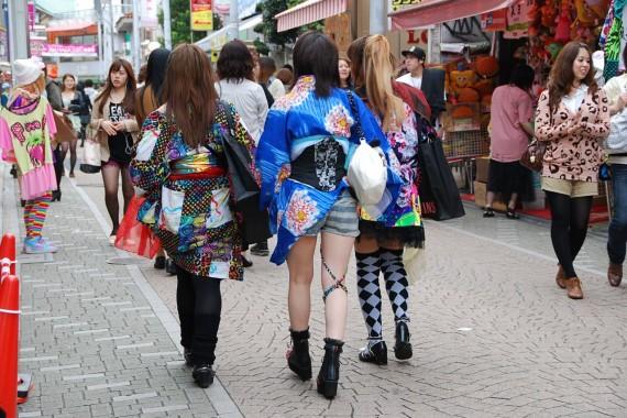 Habits extravagants japonais (9)