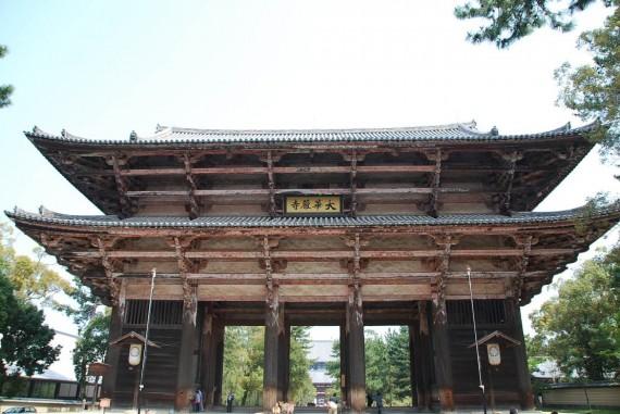 Les temples de Nara (1)