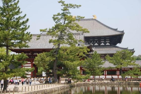 Les temples de Nara (2)