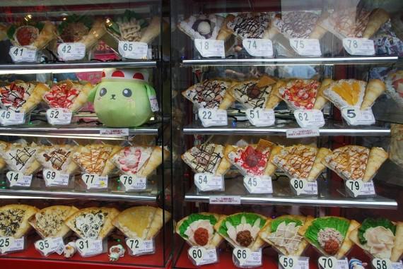 Tokyo - Les magasins et vitrines (2)