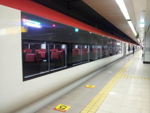 Tokyo - Narita Express (1)
