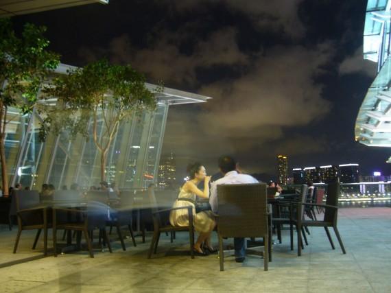 Hong-Kong by night (1)