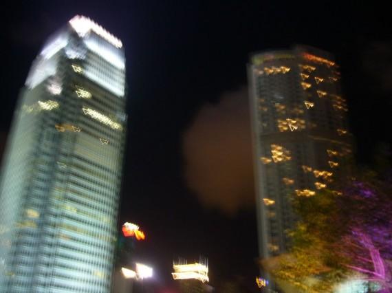 Hong-Kong by night (3)