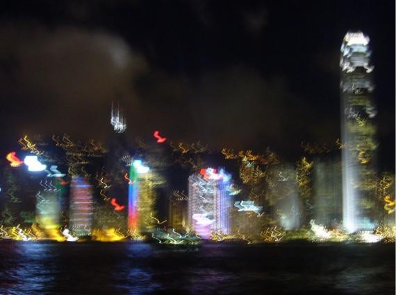 Hong-Kong by night (5)