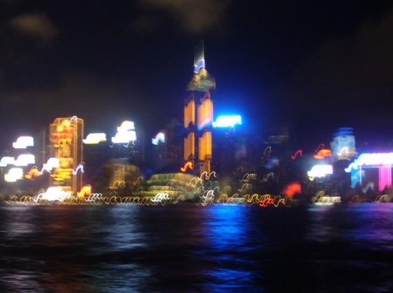 Hong-Kong by night (6)