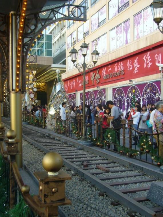 Noël à Hong Kong (1)
