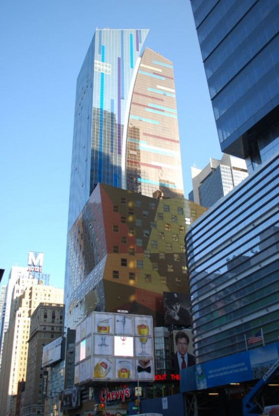 Times Square New York by day (1)