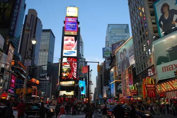 Times Square by night (15)