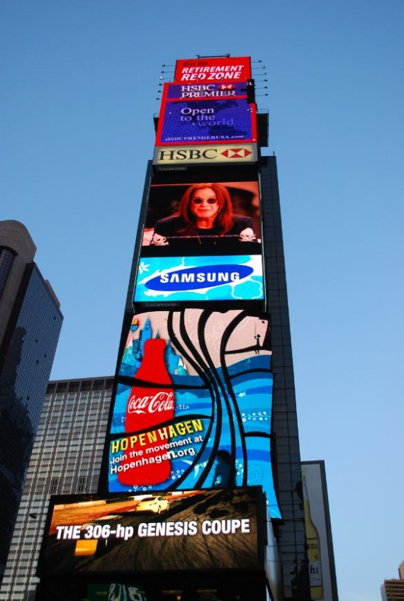 Times Square by night (9)
