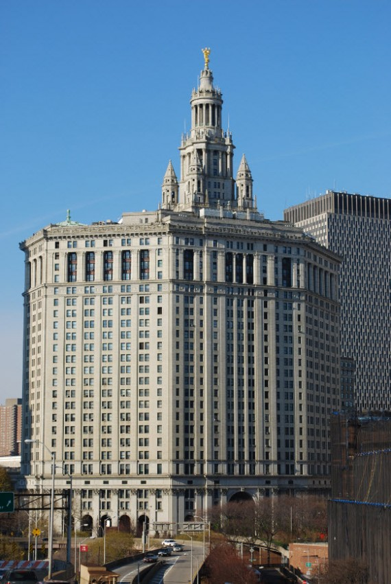 City Hall and Seaport New York (1)