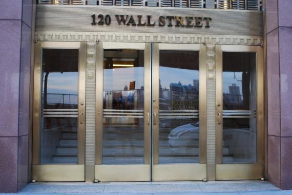 Financial District et Wall Street à New York (1)