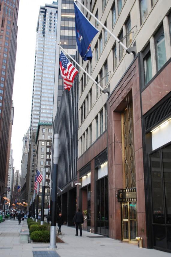 Financial District et Wall Street à New York (3)