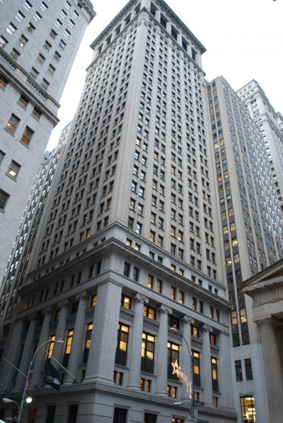 Financial District et Wall Street à New York (6)