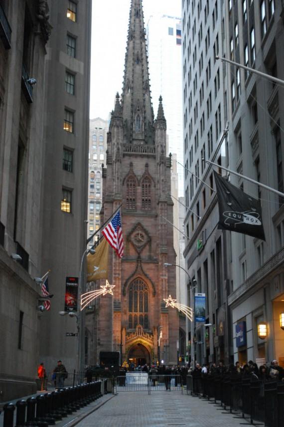 Financial District et Wall Street à New York (8)