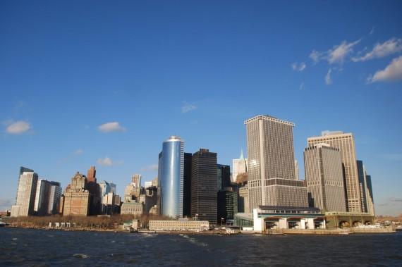 Staten Island Ferry New York (2)