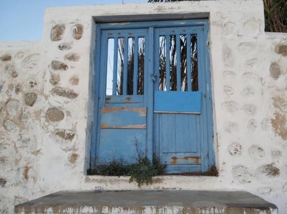 Bleu blanc rouge à Mykonos (1)