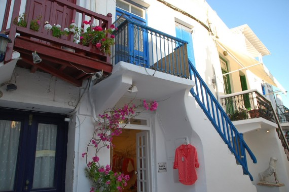 Bleu blanc rouge à Mykonos (15)