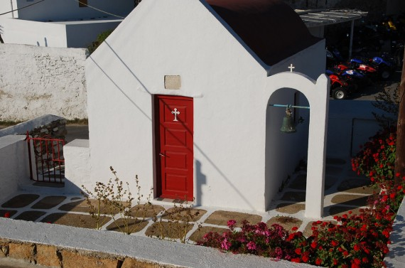 Bleu blanc rouge à Mykonos (3)