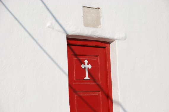 Bleu blanc rouge à Mykonos (4)