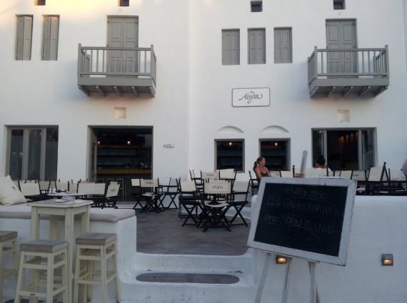 Bonnes adresses de restaurant à Mykonos (10)
