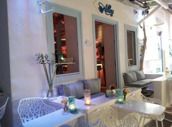 Bonnes adresses de restaurant à Mykonos (3)