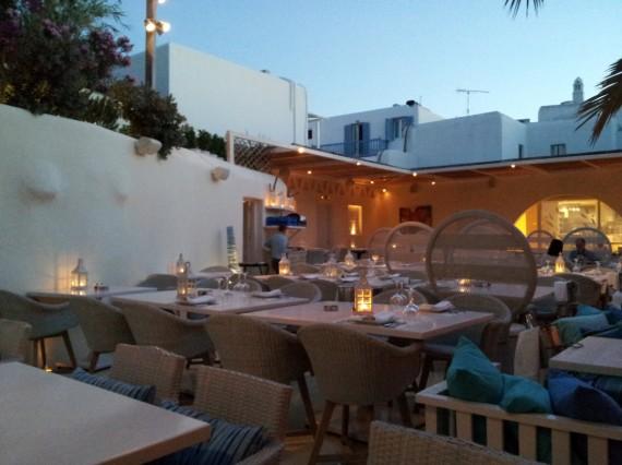 Bonnes adresses de restaurant à Mykonos (4)