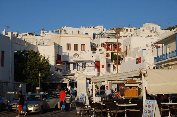 Bord de mer à Mykonos (10)