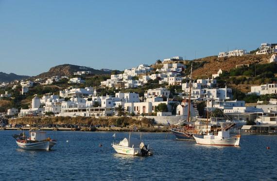 Bord de mer à Mykonos (14)