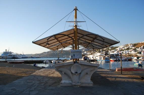 Bord de mer à Mykonos (15)