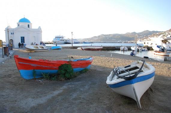 Bord de mer à Mykonos (16)