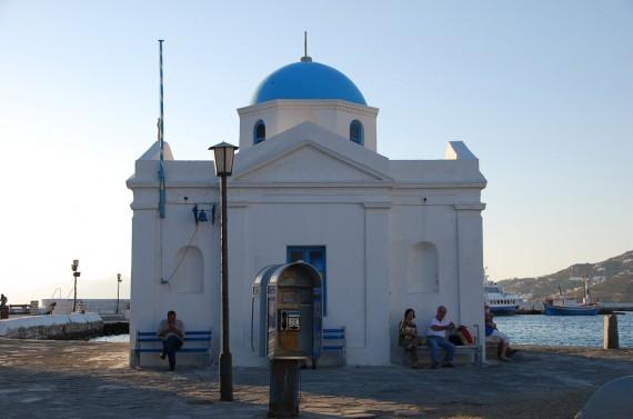 Bord de mer à Mykonos (17)