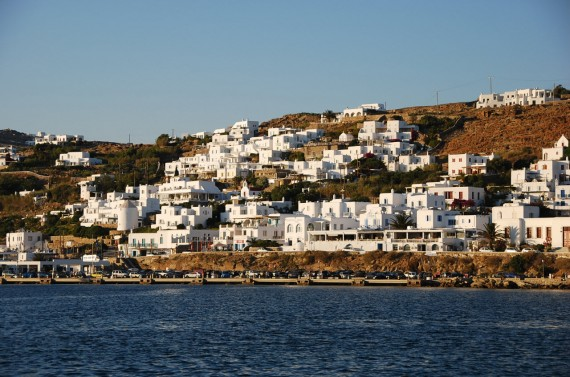 Bord de mer à Mykonos (18)