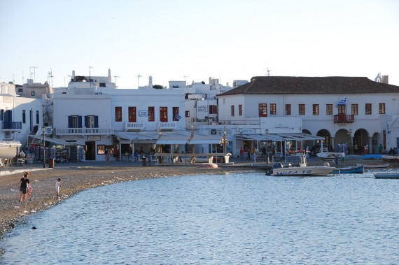 Bord de mer à Mykonos (8)