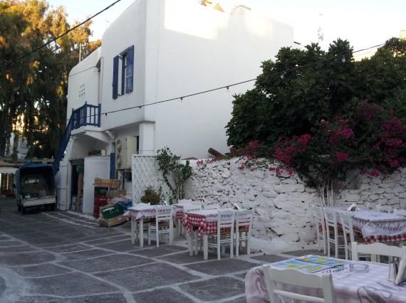Dans les rues de Mykonos (3)