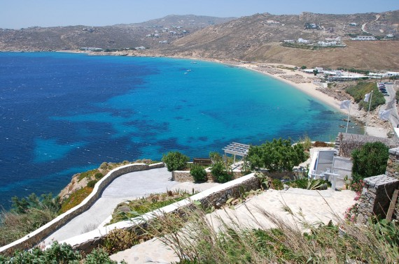 Parties communes Greco Philia Mykonos (21)